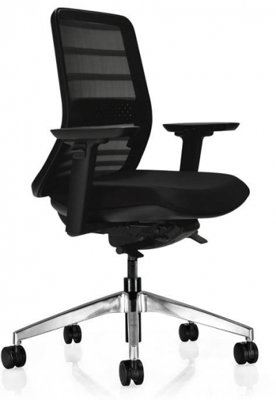 1.1) Koplus Tonique Mesh Chair