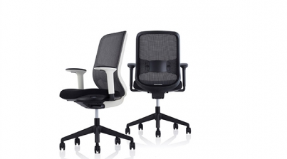 1.5) Orangebox 'DO' Mesh Back Task Chair