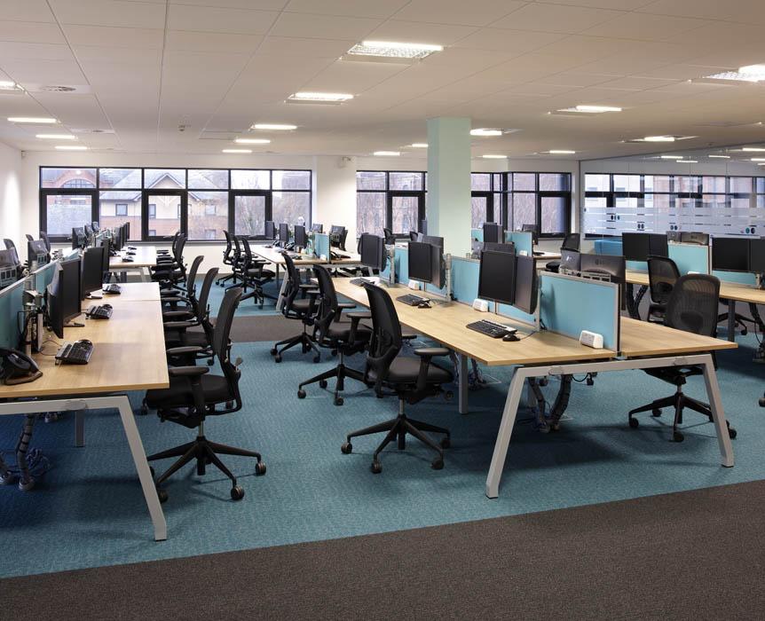 inexus services ltd d g office interiors