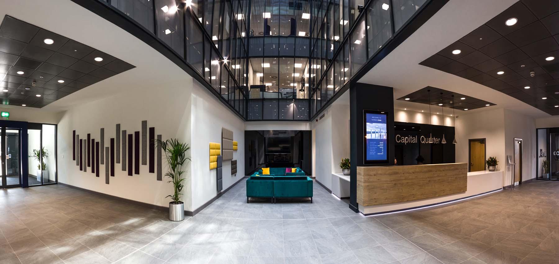 Du0026G Office Interiors