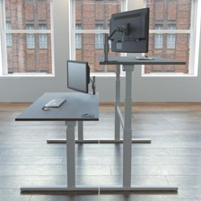 - Height Adjustable Desk