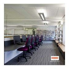 Desso Sand Stripe Carpet Tiles