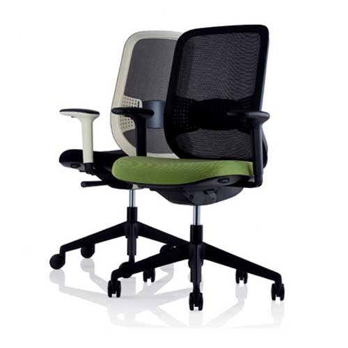 DO Mesh Back Task Chair  sc 1 st  Du0026G Office Interiors & Ergonomic Task Chairs : DO Mesh Back Task Chair
