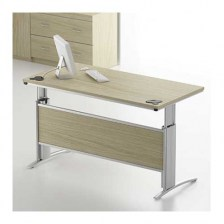 Manual D3K Height Adjustable Desk